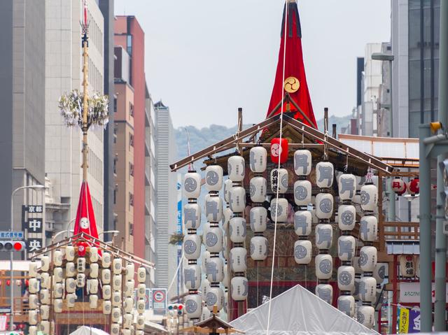 祇園祭(PIXTA)