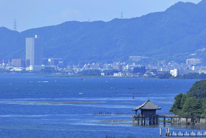 琵琶湖(PIXTA)