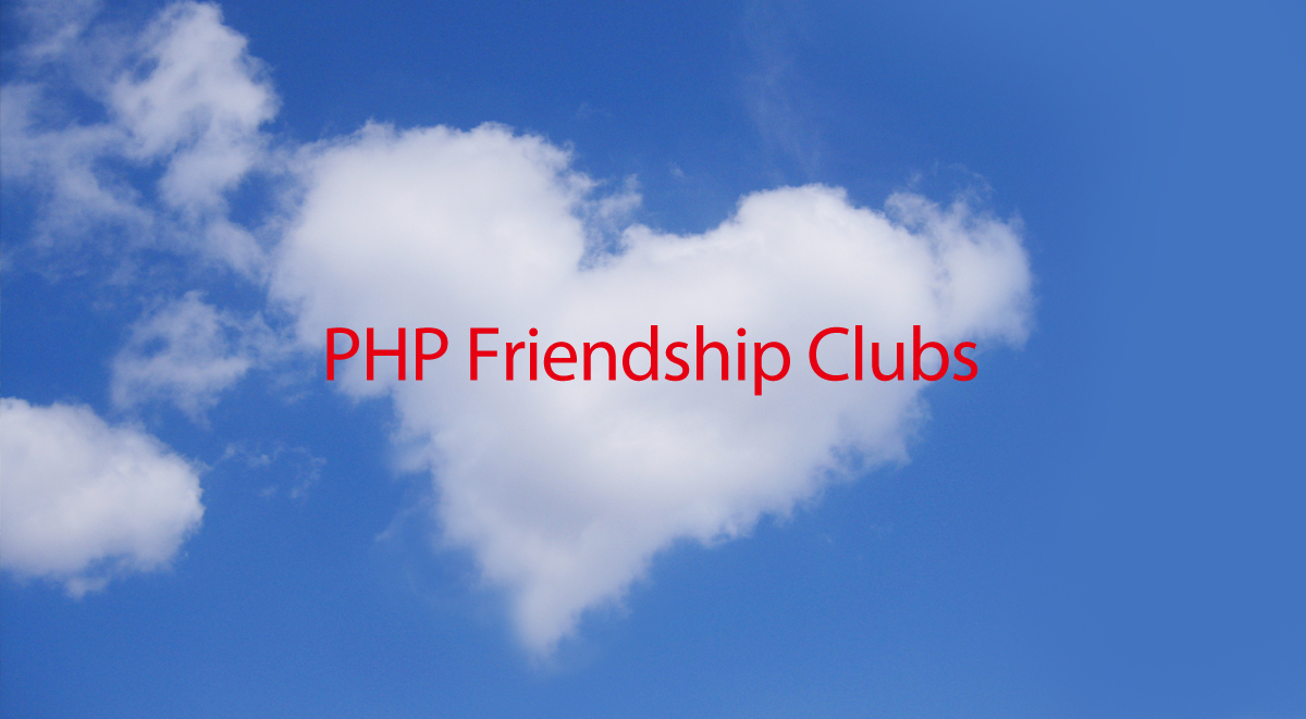 PHP Friendship Clubs