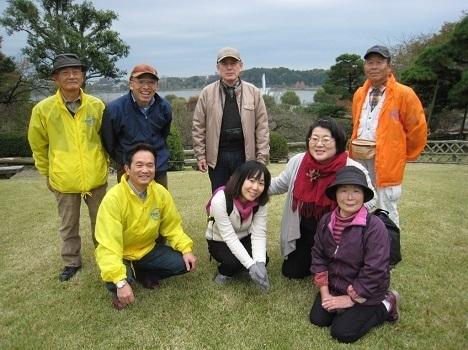 茨城PHP友の会のクリーン活動 『PHP』誌の読者参加もありました。