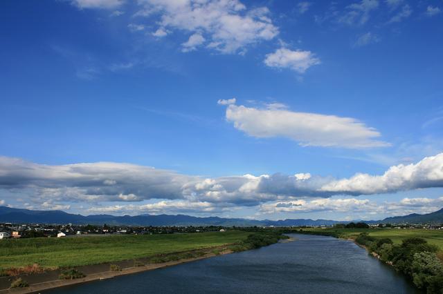 筑後川(PIXTA)