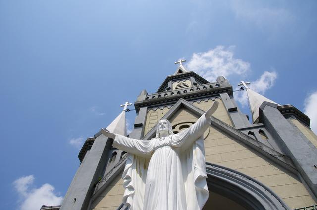 三浦町教会(PIXTA)
