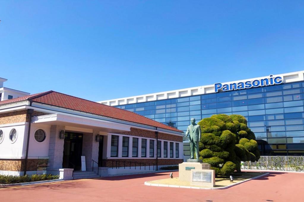 パナソニックミュージアム玄関