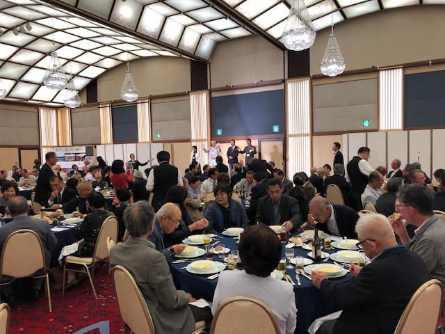 東京大会パーティー