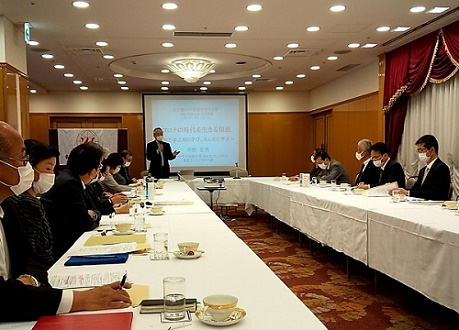 名古屋経営を考える会 総会1